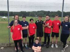 Oak at Dorset School Games